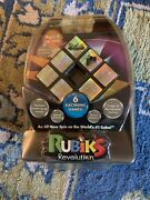 Rubik's Cube Revolution 6-electronic Interactive Games 2007 New Factory Sealed