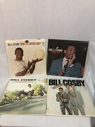 Bill Cosby Vinyl Lp Lot Of 4 Records Revenge Wonderfulness Why Is There Air 200