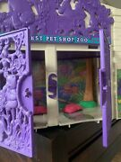 Vintage 1993 Littlest Pet Shop Petting Zoo/barn Playset By Kenner Complete