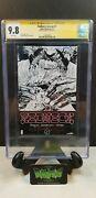 Redneck 1 Ashcan Variant Cgc Ss 9.8 Signed Donny Cates Nm/mt 1st Optioned