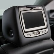 Genuine Gm Headrest And Video Screen Assembly 23139997