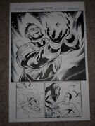 Green Lantern New Guardians 36 Pg 6 New God Highfather Gets The White Ring Wow