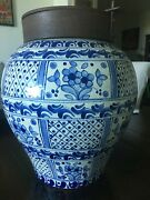 Shark Crafts Mexican Talavera Iron And Ceramic Handmade Blue, White And Brown.