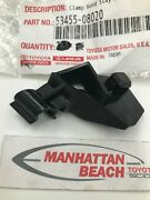 04-09 Sienna Hood Support Prop Rod Clamp Clip 53455-08020