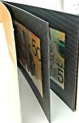 2016 - 2018 50 Banknote Folder Last Da16 And First Aa18 Prefixes Perfect Notes