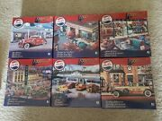 Piece Jigsaw Vintage Style Pepsi Puzzle Assorted Designs Complete Set Of 6