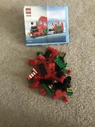 Lego Seasonal Christmas Train 40034 Complete With Instructions Gently Used