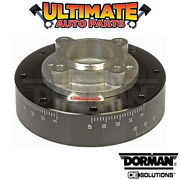 Racing - Harmonic Balancer 5.0l 302 V8 For 87-91 Ford Country Squire