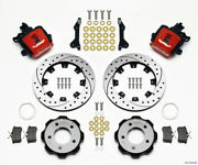 Wilwood Wil140-11979-dr Combination Parking Brake Rear Kit For Civic / Crz