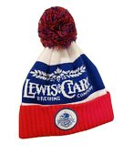 Lewis And Clark Brewing Company Beer Beanie Helena Montana Mt Nwot Rare