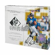 1994-2014 Football All Autograph Cards Ser, Refractors, Game Worn/used Rookies
