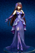 Ques Q Fate/grand Order Lancer/scathach Heroic Spirit Formal Dress 1/7 Figure
