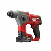 [milwaukee] Sds-plus Rechargeable Hammer Drill Brushless - M12 Ch-402c 12v