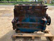 Ford 5000 Tractor Engine