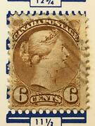 Sc39 Perf 11.5 X 11.5 Small Queen Perforation Rarity