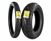 Pirelli Night Dragon Mh90-21 200/70b15 Front And Rear Cruiser Motorcycle Tires Set