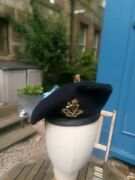 1949 Dated Korean War 8th Kingand039s Royal Irish Hussars Beret In Lovely Condition
