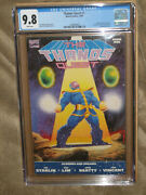 Cgc 9.8 The Thanos Quest 1 1st Print 1990 Stan Lee Variant Avengers Movie Comic