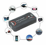 Car Jump Starter Multi Function Battery Booster Power Bank Usb Charger 18000mah