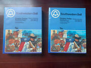 April 1986-87 Dallas Southwestern Bell Residence Andgovt Business Phone Directory