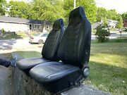 1974 Mazda Rx4 Coupe Interior Drivers And Passengers Vintage Seats