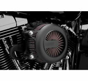 Vance And Hines 40071 Vo2 Rogue High Performance Air Filter Intake Black