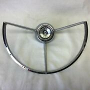 1964 Ford Fairlane 500 Sport Coupe Horn Button Ring Used