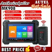 2021 New Version Autel Mk908 All System Auto Diagnostic Scanner As Maxisys Elite