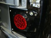 2001 4 Jeep Tj Wrangler Surface Mount Led Tail Light With Backups And Flasher