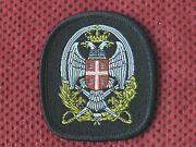 Army Of The Republic Of Serbia - Military Police Beret Patch Nco