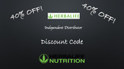 Free Herbalife Nutrition 40 Off Discount Code For Free Contact Me