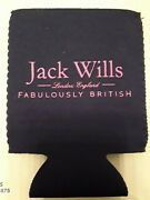 Beer Coozie Cooler Cozie By Jack Wills Fabulously British. New. Never Used