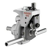 Ridgid 25638 Roll Groover Manual Or Machine Mounted