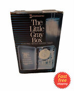 ✅ One Intermatic The Little Gray Box Electric Water Heater Timer - Model Wh40