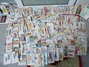 Lot Of 122 60s-70and039s Vintage Patterns Vogue Simplicity Butterick Mccalls Style