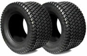 2 New 24x9.50-12 Antego Turf Master Tire Fits Scag Tiger Cat Ii Mower 484104