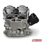 Yamaha Yz450f Head Complete With Lights Of Aspiration Exhaust Riposizionate Gyt