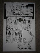 Green Lantern New Guardians 37 Pg 14 Star Sapphire And Kyle + Stewart And St Walker