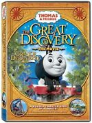 Thomas And Friends The Great Discovery - The Movie Bilingual