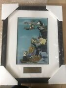 Disney Adventures In Pin Trading 2004 Alpine Adventures Le 15 Framed Pin Set New