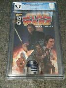 Star Wars Dark Empire Ace Cgc 9.8 Dave Dorman Art Hot 🔥 Only 25 At This Grade
