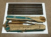 Ten 10 Qty. Nos Genuine Gm 397368 - 1967 Olds/buick 425 V8 Engine Push Rods