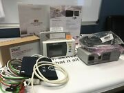 New Philips Mp2 Transport Monitor Wireless Rev L Masimo Sp02 Biomed Certified