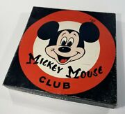 Vintage Springbok Mousekapuzzle Official Mickey Mouse Club Jigsaw Puzzle