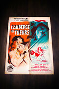 Send For Paul Temple 24 X 32 French Moyenne Fold Movie Poster Original 1946