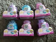 6 Pikmi Pops Cheeki Puffs Series 5 Scented Shimmer Plush Bundle Of 6 Small Packs