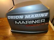 1989-1997 Mercury Mariner 30 Hp 40 Hp Top Cowl Assembly 9868a8