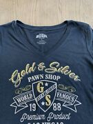 World Famous Gold And Silver Pawn Shop Womens T Shirt Pawn Stars Vegas