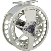 Waterworks Lamson Speedster Fly Fishing Reel Closeout Champagne