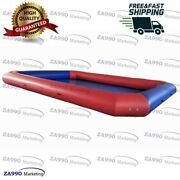26x20ft Commercial Inflatable Pool For Walking Ball With Air Pump